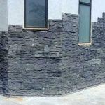 עיצוב קירות חיצוניים בבריקים
